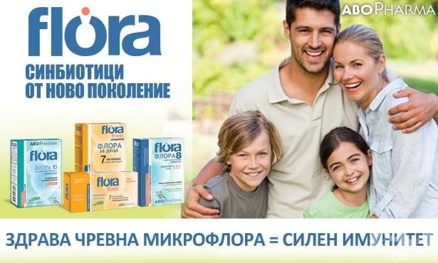 Проверете познанията и късмета си в играта-тест на синбиотиците ФЛОРА! - изображение
