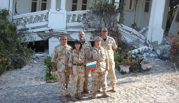 Мисиите на българските военни медици от ВМА - изображение