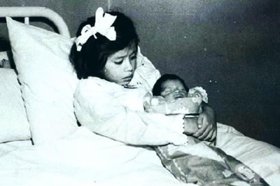 Петгодишната Лина Медина, която става най-младата майка в света - изображение