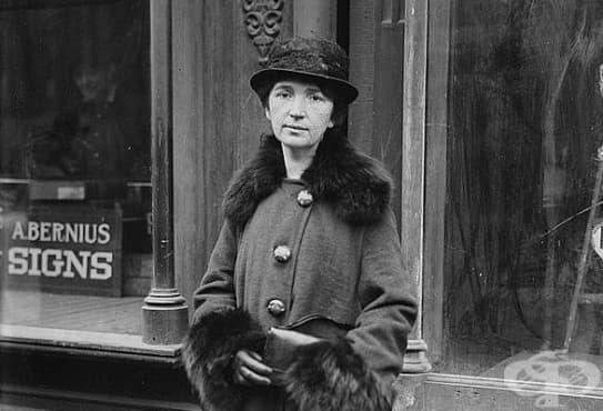 Маргарет Санджър  - бунтарката, създала първата клиника за аборти в САЩ - изображение