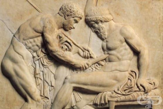 Развитие на хирургията сред древните народи – Вавилон и Древна Гърция - изображение