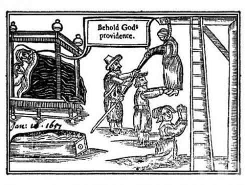 1650 година – първа успешна реанимация на човек - изображение