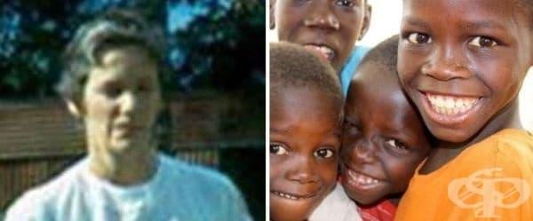 Датската лекарка Маргрете P. Рак и лекарската й практика в Африка - изображение