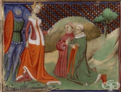 """""""Хранителният режим на кралица Изабела"""" – средновековната творба, касаеща поддържането на доброто здраве, 2 част  - изображение"""