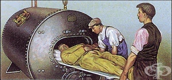 Създаване, приложение и развитие на хипербарната терапия – част 2 - изображение