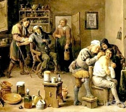 Средновековно медицинско обучение в Европа, част 4 - изображение