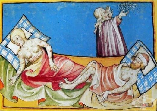"""The plague: book Orders thought meete by her Maiestie"" : 17 предписания за магистратите, касаещи контрола над чумата в Англия  - изображение"