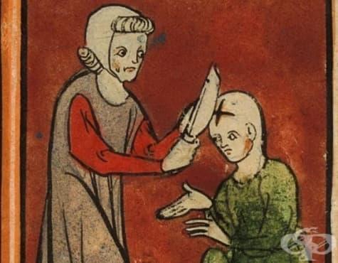 Средновековни хирургични техники, прилагани от Анри дьо Мондевил през XIV в. – част 2 - изображение