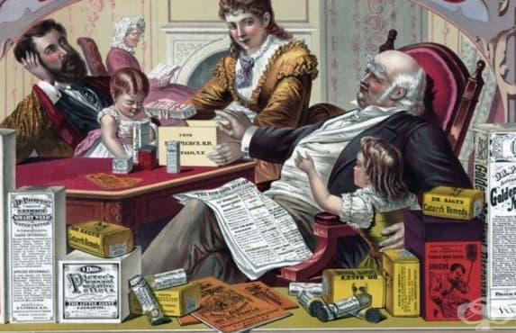 Влиянието на рекламата върху развитието на опиоидните епидемии в САЩ - Част 2 - изображение