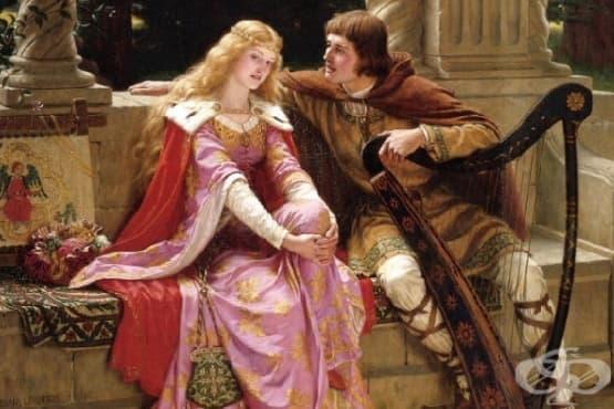 През Средновековието любовната тръпка се счита за истинска болест - изображение