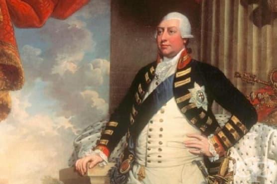 Какво причинява пристъпите на лудост, с които е известен крал Джордж III - изображение