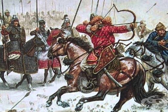 Медицината на монголите по времето на Чингис Хан - изображение