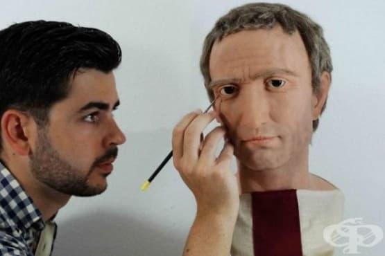 Испанец създава реалистични реплики на най-известните римски владетели (+Снимки) - изображение