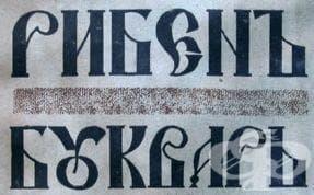 """""""Рибен буквар"""" - първият български учебник - изображение"""