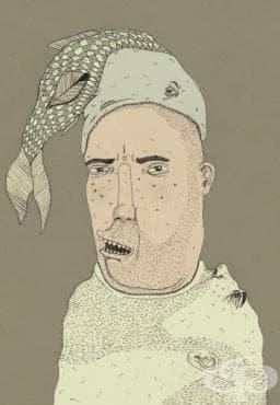Генетична първична форма на синдрома на рибната миризма - изображение