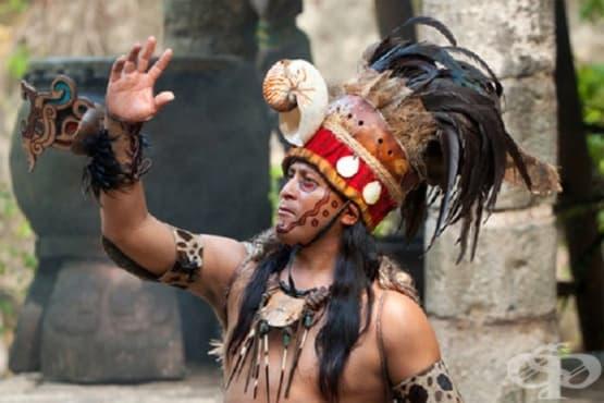 Традиционната медицина на древните маи, Част 1 - изображение