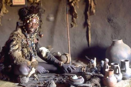Вуду шаманите от Хаити - свещеници, духовни водачи и лечители - изображение