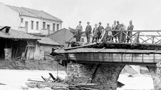 Големите наводнения в България през 20-ти век - изображение