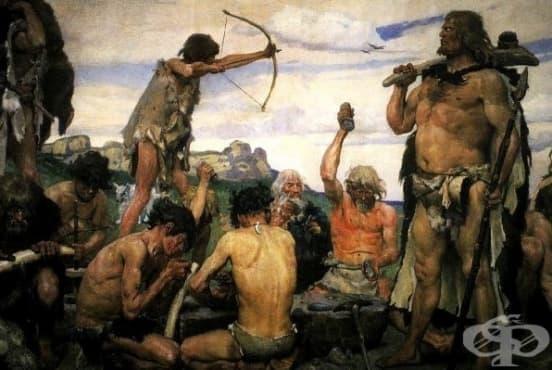 Военен конфликт преди 7000 години за малко не слага край на човешката раса - изображение