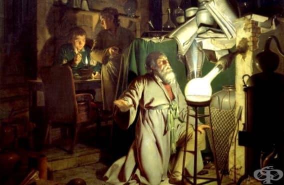 5-тимата най-влиятелни алхимици на средновековието - изображение