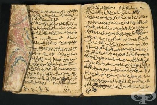 Китаб-ал-табиг - книгата, в която е записан най-добрия лек за махмурлук - изображение