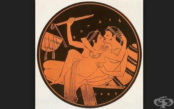 9 начина за предпазване от нежелана бременност, използвани в древността - изображение