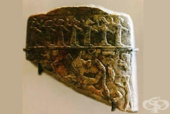 Лекарите в Месопотамия трябвало да се борят с демони, за да излекуват пациента си - изображение