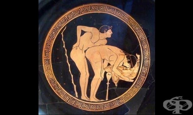 Афродизиаците в древна Гърция - изображение