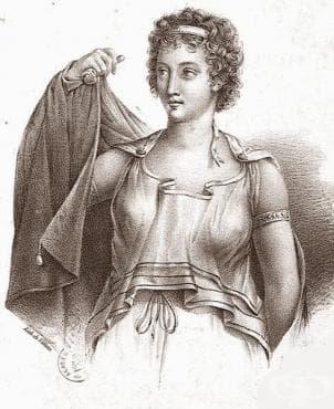 Агнодика - първата древногръцка лекарка - изображение