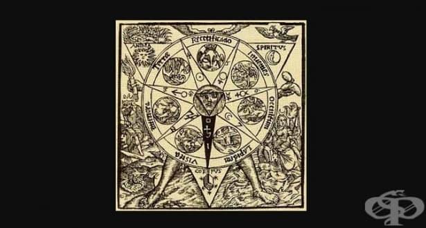 Алхимията и връзката й с медицината - изображение