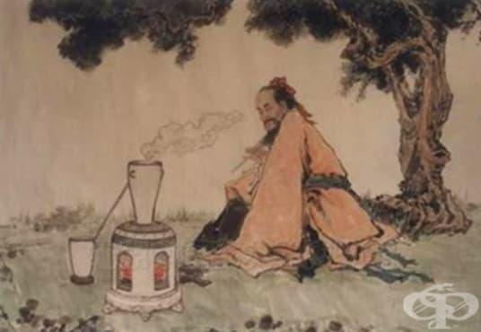 Алхимията в древен Китай - изображение