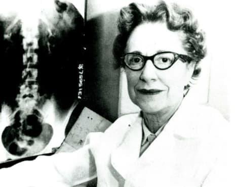 Алис Етингер и ролята й за развитието на радиологията - изображение