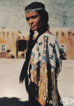 Американските индианци като част от историята на човешката еволюция - изображение