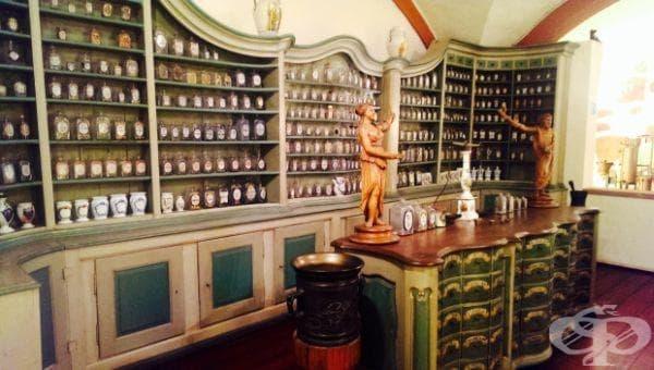 Анатомия на дозираните лекарствени форми в аптеките от XIX век, (1 част) - изображение