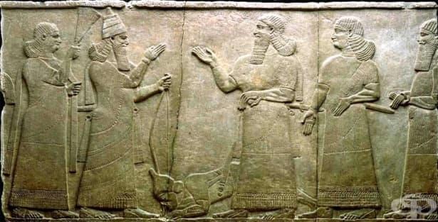 Анестезията в древността: Шумер и Вавилон - изображение