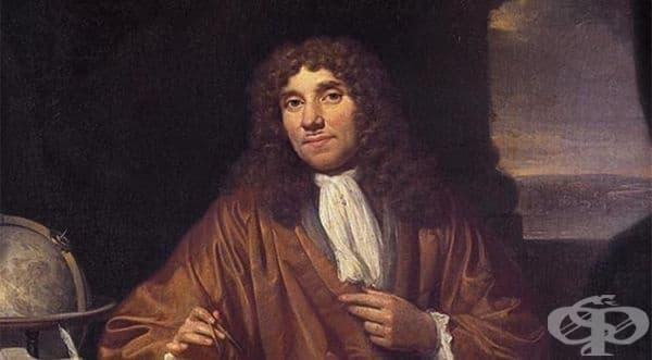 Антони ван Льовенхук – откривателят на микробите - изображение