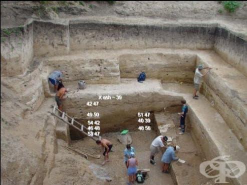 Археологически обект в Костенки и начало на първите човешки миграции - изображение