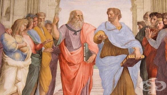Вегетарианци в Античността, Част 2 - Елада и Римската империя - изображение
