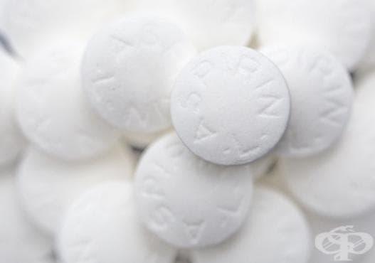 Аспиринът като средство срещу мозъчен инсулт през 60-те години на 20 век - изображение