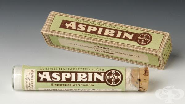 Аспиринът и борбата за комисионни - изображение
