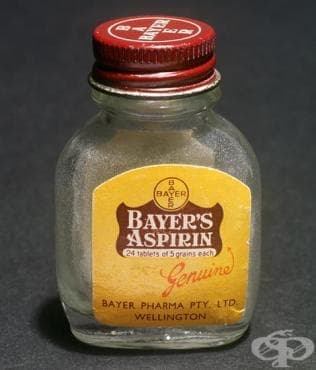 Аспиринът: домашното лекарство на 20 век - изображение