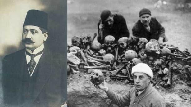 Безмилостният Талат паша и арменският геноцид - изображение