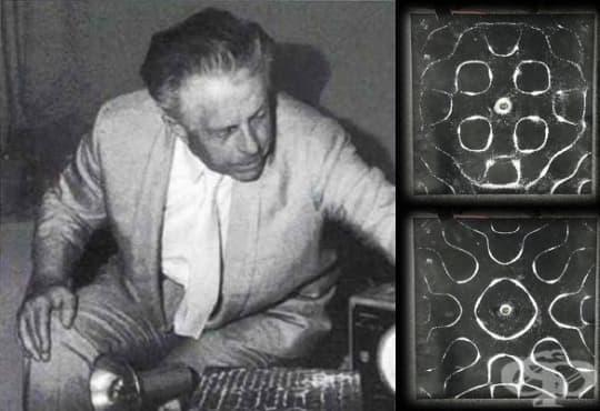 Основаване, история и развитие на киматиката - изображение