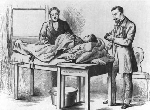 Цезаровото сечение до XIX век - изображение