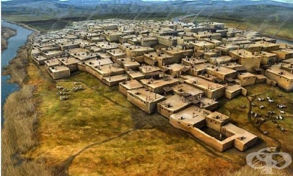 Културата на Чаталхьоюк - най-старият град в човешката история - изображение