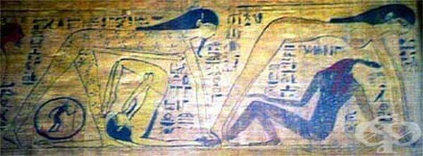 Лесбианизъм в Египет - изображение