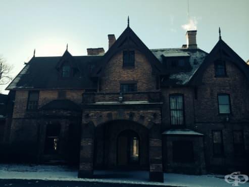 Санаториум Craig House - лечебната психиатрична институция от 1915 г., в която се третират Зелда Фицджералд и други известни американци от Изгубеното поколение  - изображение
