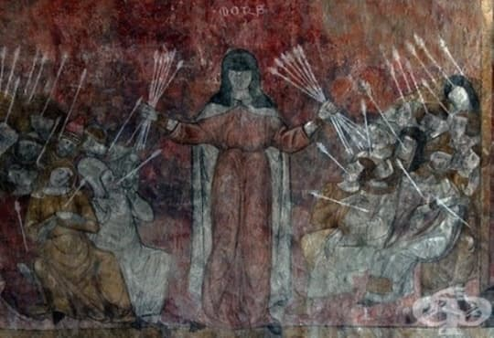 Холерата и нейното демонизиране в ренесансова Полша - изображение