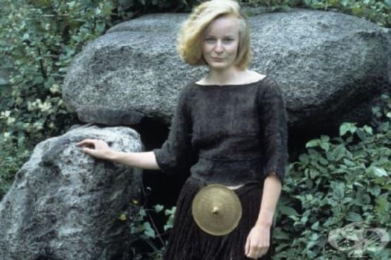 """Момичето от Егтвед, наричано """"най-стилната жена на Бронзовата епоха"""" - изображение"""