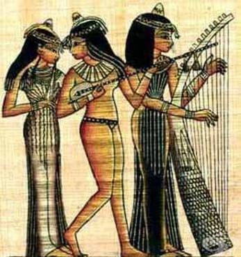 Детайли за староегипетската проституция, описани в древни папируси - изображение